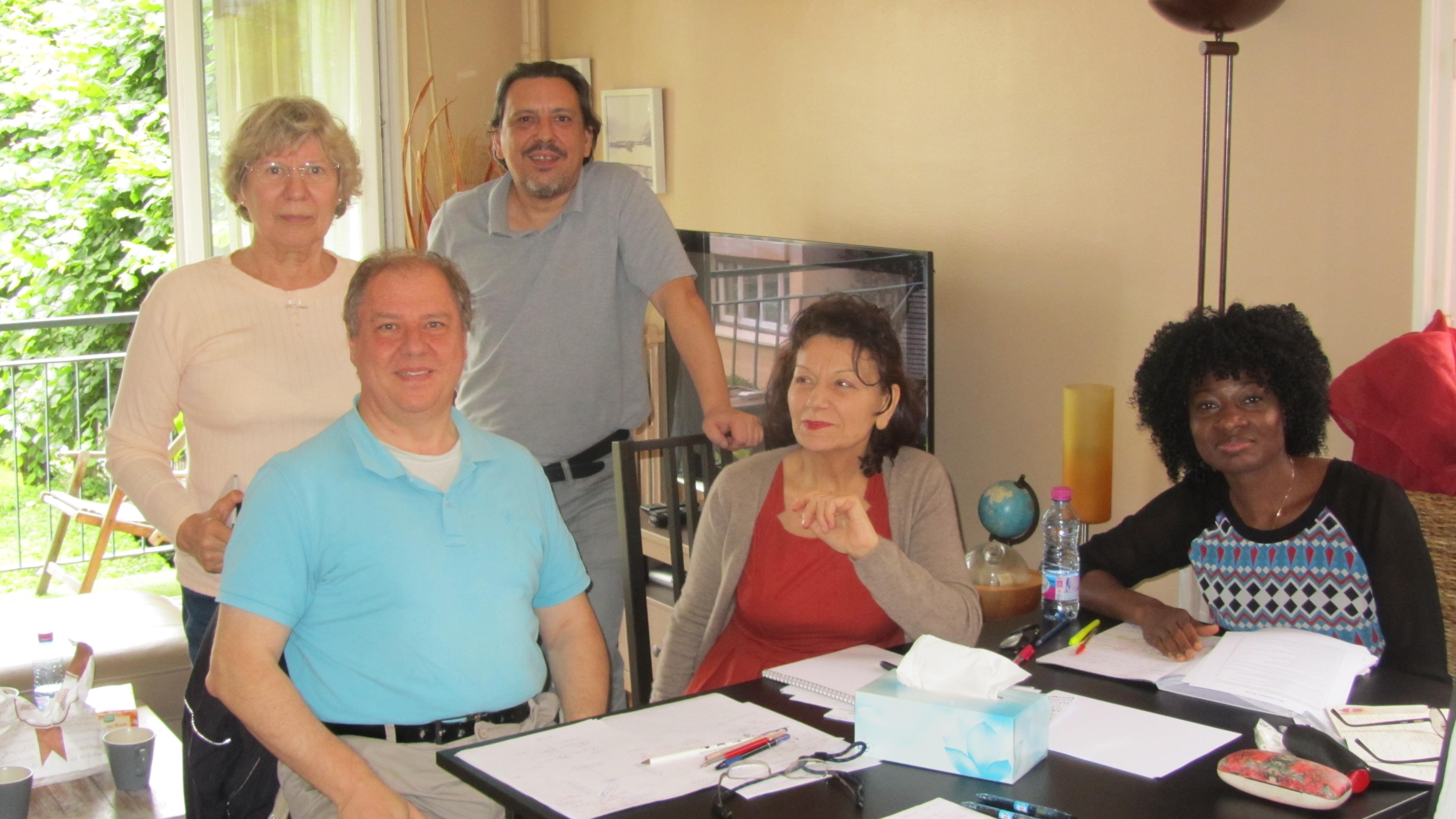 Atelier Lâcher Prise avec Jean-Guy Perraud